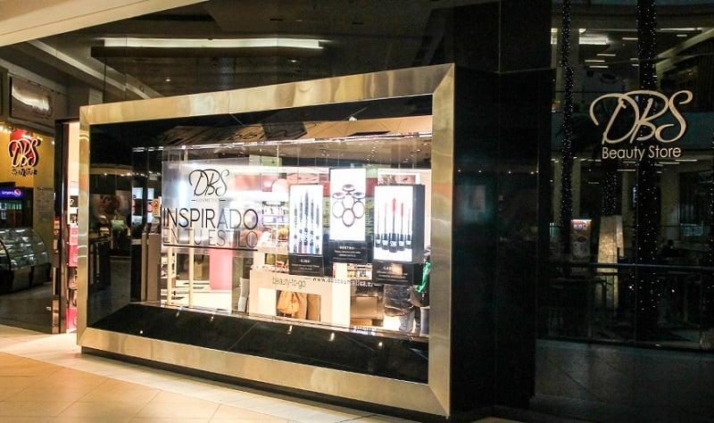 Loja DBS Store Beauty em Santiago
