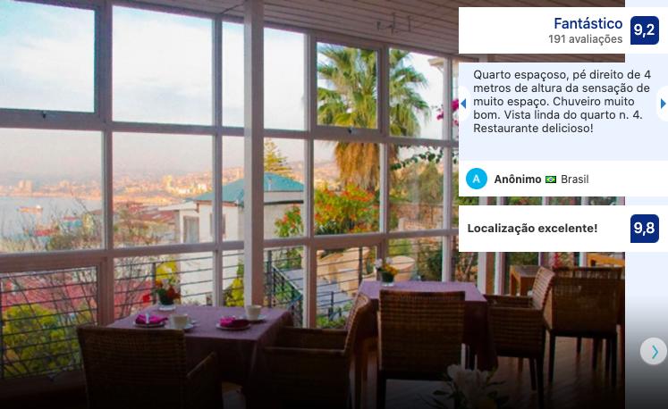 Hotel Zerohotel em Valparaíso
