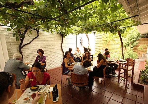 Restaurante vegetariano Quinoa