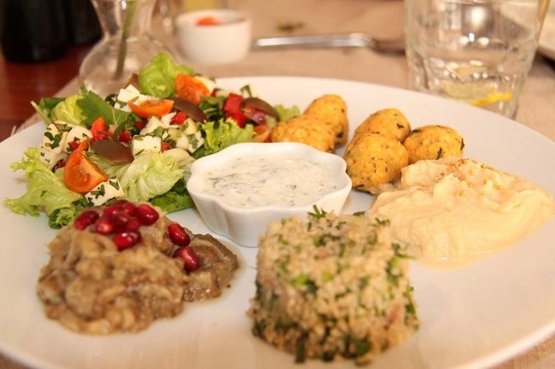 Restaurantes vegetarianos em Santiago do Chile