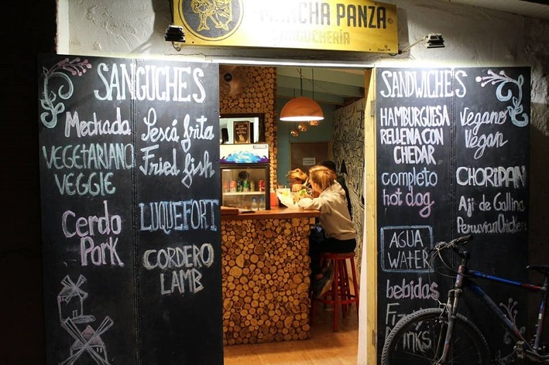 Restaurante Mancha Panza