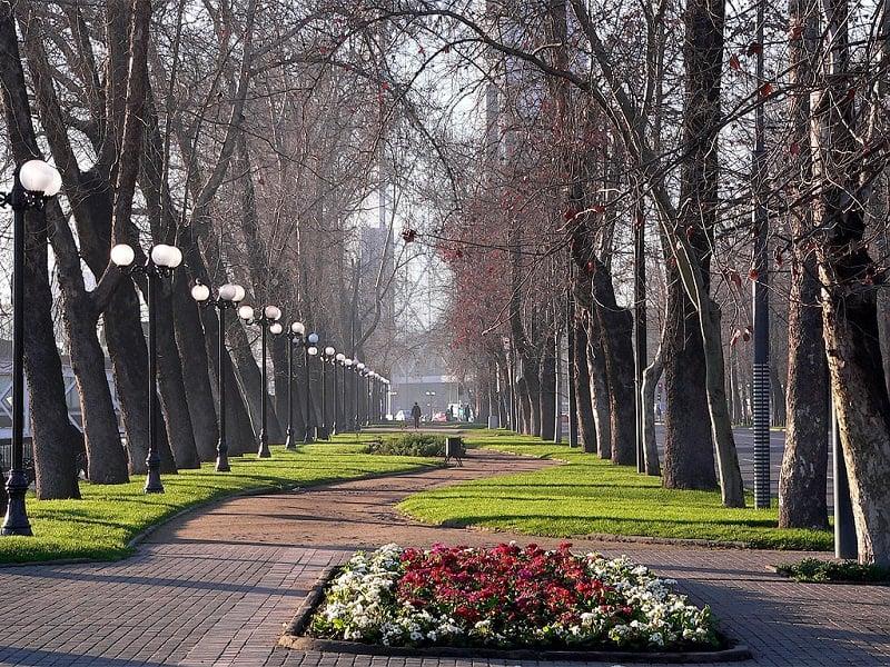 Parque Florestal Santiago