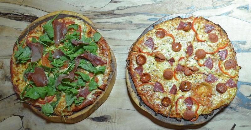 Pizzaria El Charrua