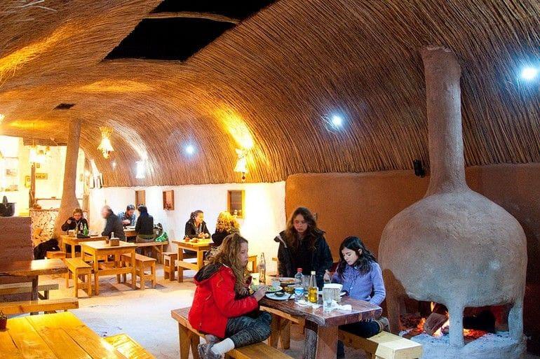 Restaurante Tierra Todo Natural
