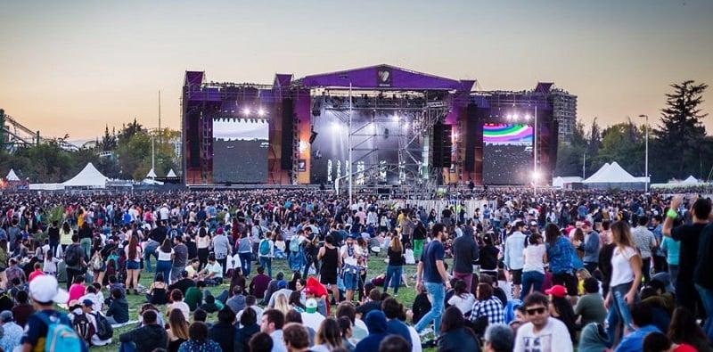 Festival Lollapalooza Chile