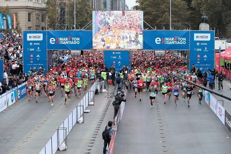 Como participar da Maratona de Santiago