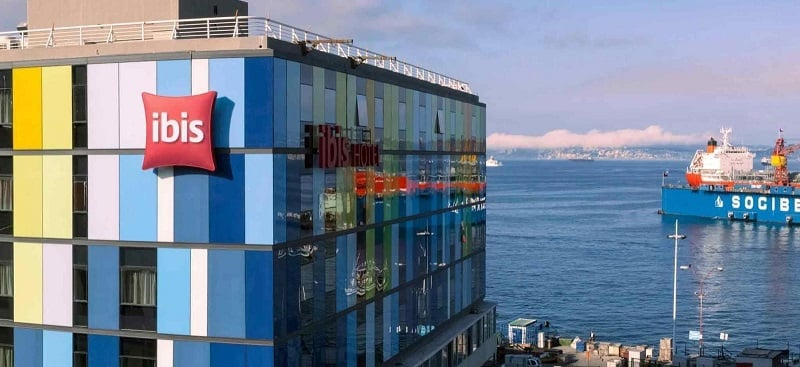 Hotel Ibis em Valparaíso