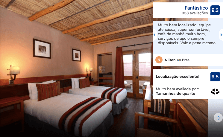 Hotel Pascual Andino em San Pedro de Atacama