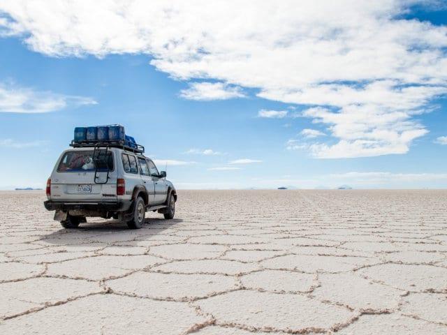 Como andar em San Pedro de Atacama
