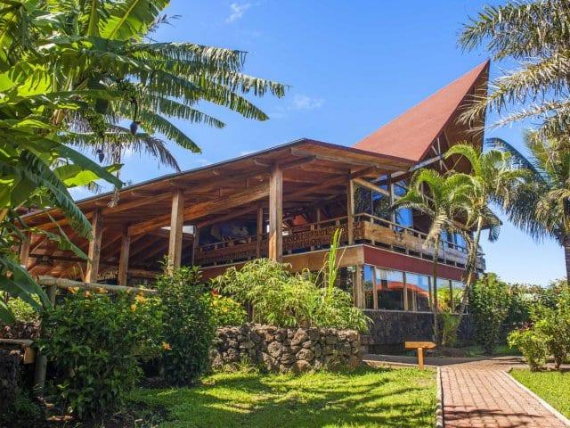 Hotéis na Ilha de Páscoa