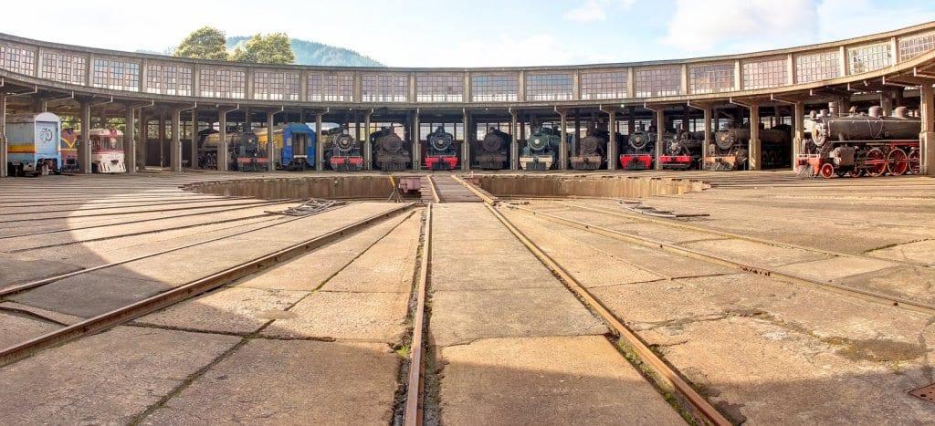 Museo Nacional Ferroviário Pablo Neruda em Temuco