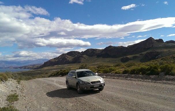 Aluguel de carro em Temuco, no Chile