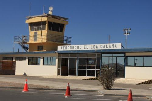 Aeroporto El Loa em Calama