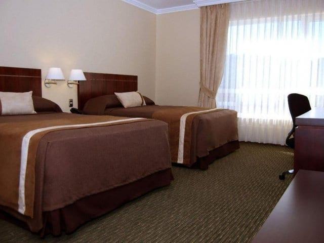Hotéis de luxo em Temuco