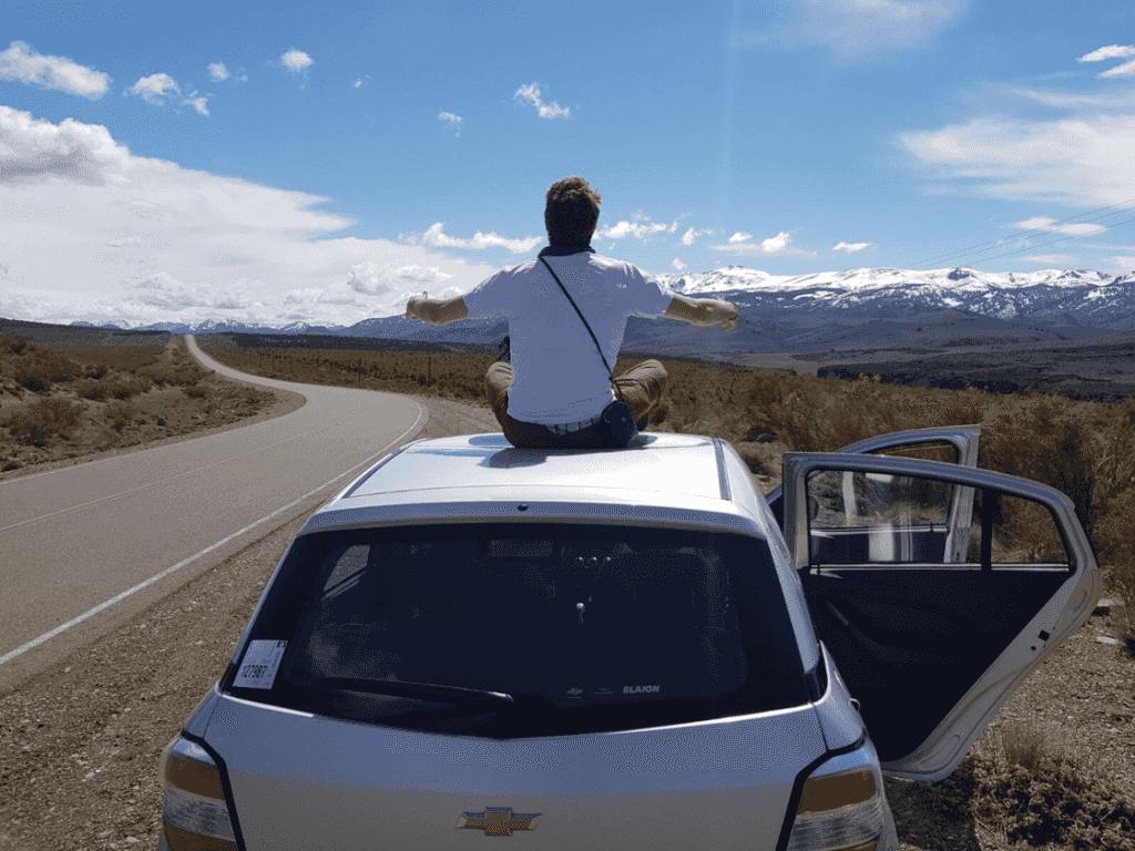 Aluguel de carro em Pucón, no Chile