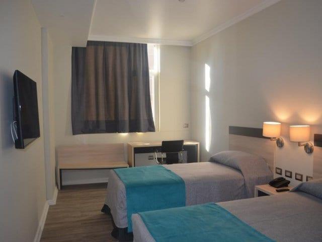 Hotéis no centro de Calama