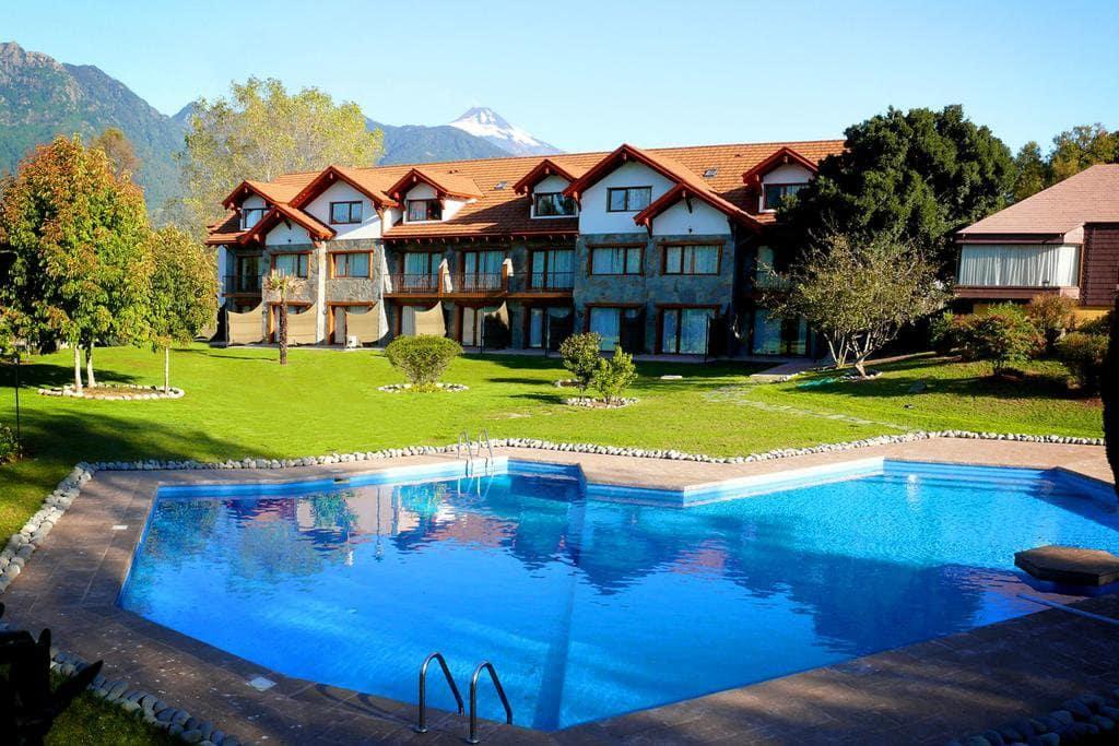 Hotel Pucon Green Park em Pucón, no Chile