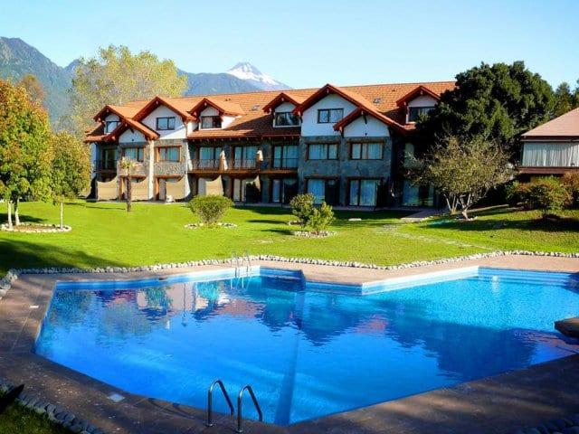 Melhores hotéis em Pucón