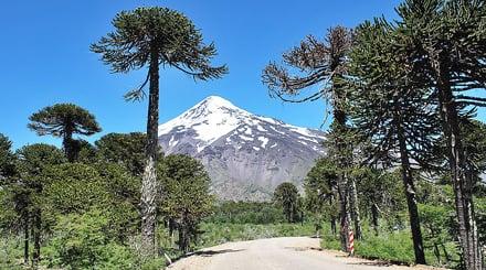 Parque Nacional Villarrica em Pucón