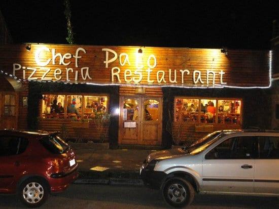 Restaurante Chef Pato em Pucón
