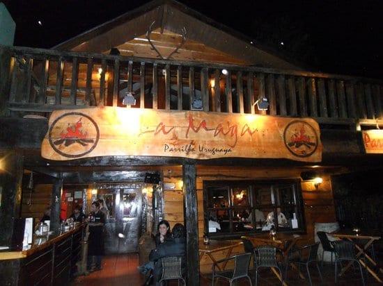 Restaurante La Maga em Pucón