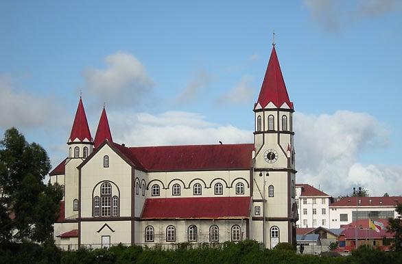 Iglesia Corazón de Jesus em Puerto Varas