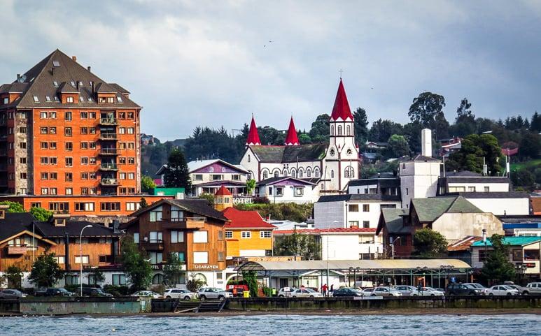 Restaurantes em Puerto Varas, no Chile
