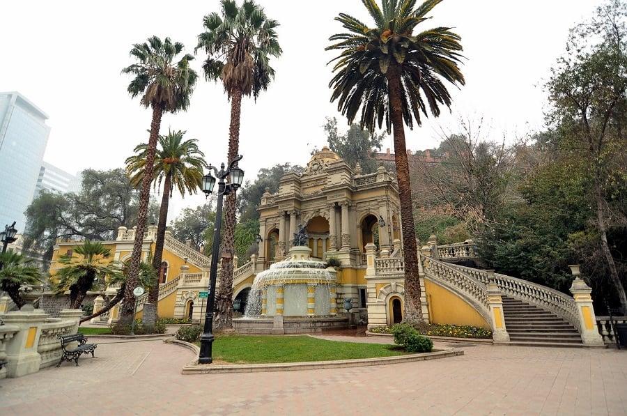 Parque Cerro de Santa Lucía