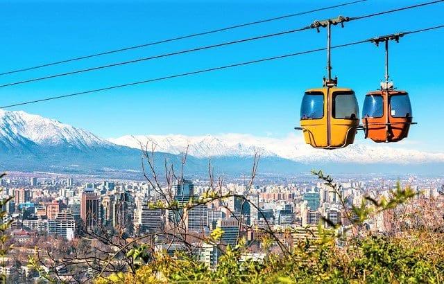 Roteiro de 5 dias no Chile