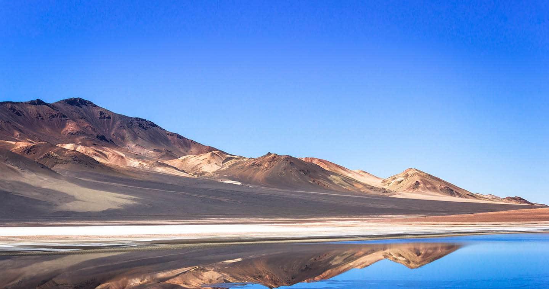Paisagem do Chile