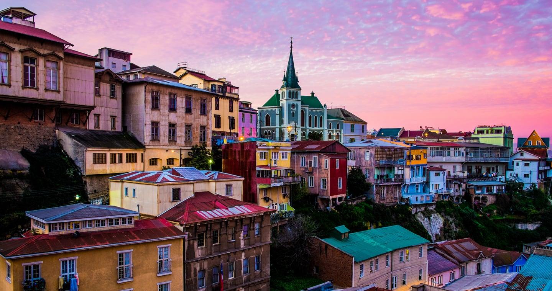 Como achar passagens em promoção para Valparaíso