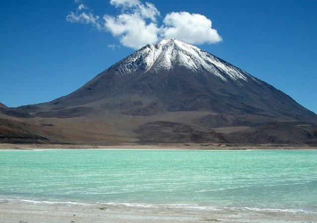 Clima e temperatura no Chile