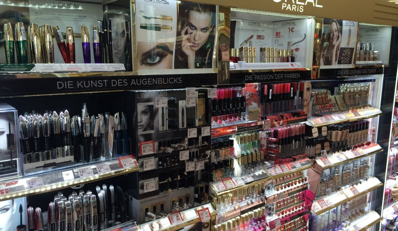 Onde comprar maquiagens em Valparaíso