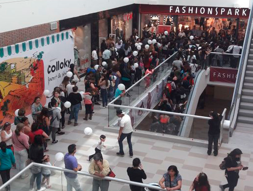 Shoppings em Valparaíso: Shopping Mall Paseo Ross