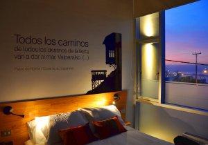 Lugares LGBTI em Valparaíso: Verso Hotel