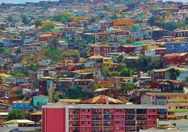 Como transferir dinheiro para Valparaíso