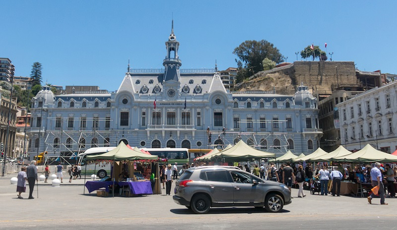 Centro de Valparaíso
