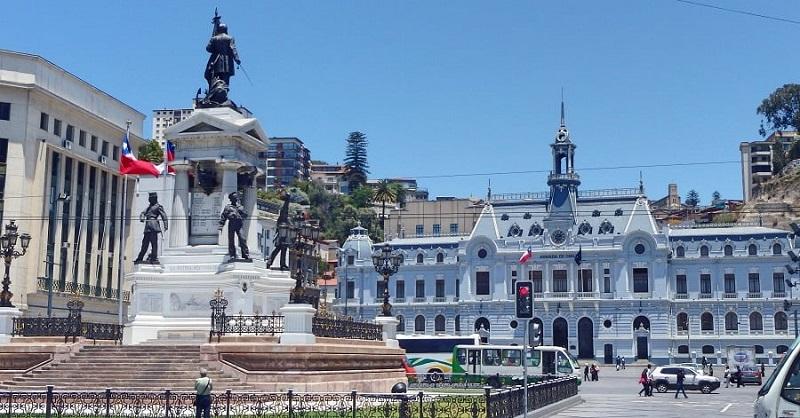 Plaza de La Victoria - Valparaíso