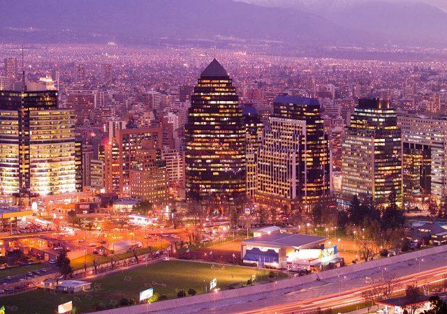 Remessas internacionais para o Chile