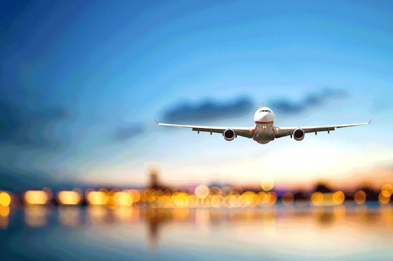 Avião - Santiago do Chile