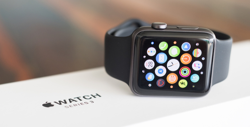 Onde comprar produtos da Apple em Santiago do Chile: Apple Watch