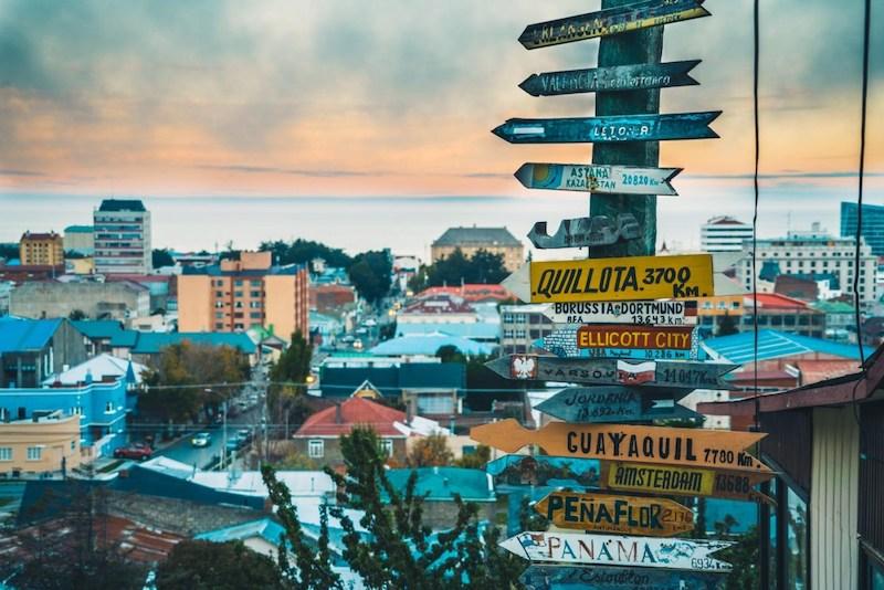 Guia pela cidade de Punta Arenas no Chile: informações