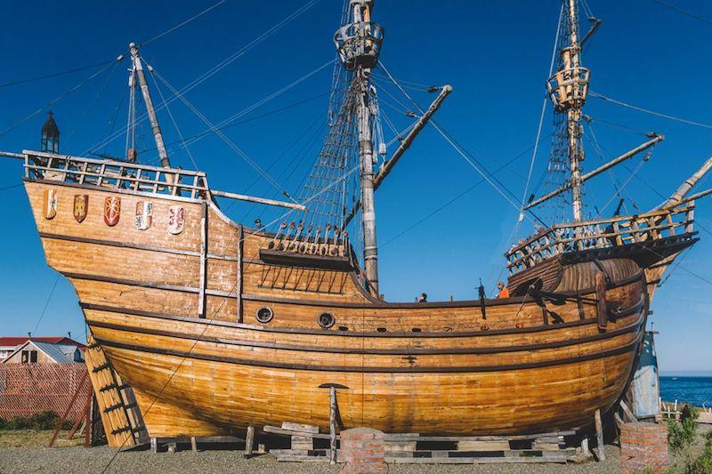 Guia pela cidade de Punta Arenas no Chile: Museo Nao Victoria