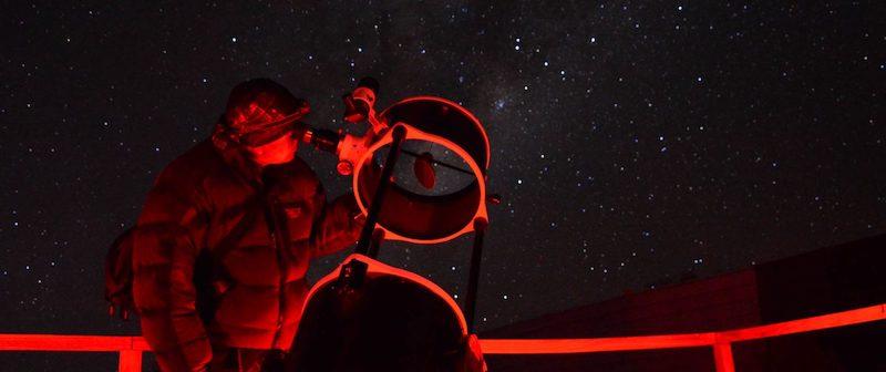 Tour astronômico em San Pedro de Atacama no Chile: Observatório