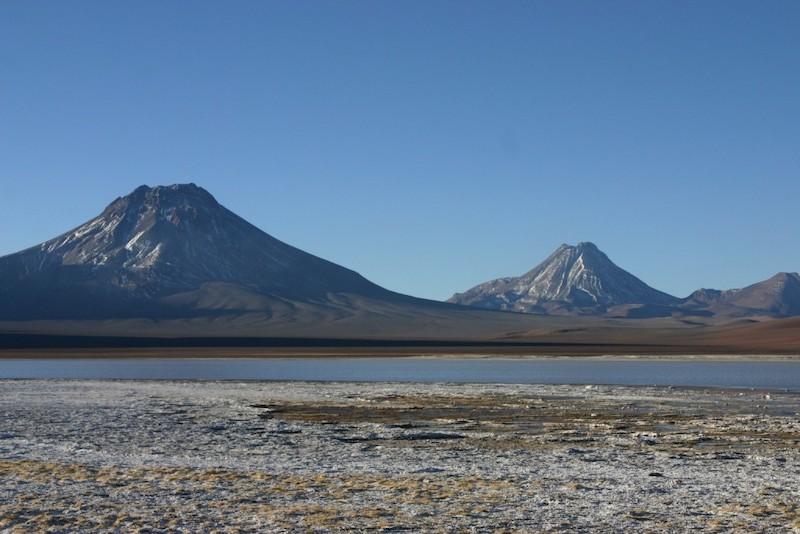 Passeio no vulcão Aguas Calientes no Chile: informações