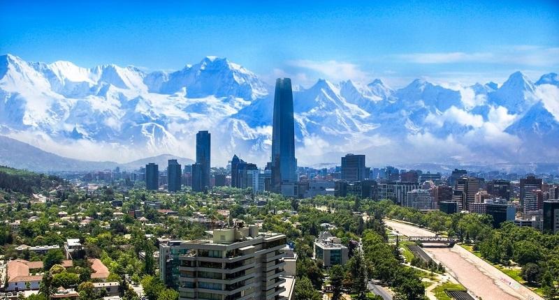 Cidade Santiago do Chile