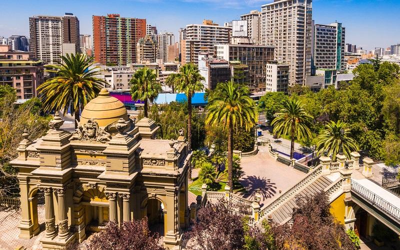 Santiago do Chile - Região Central