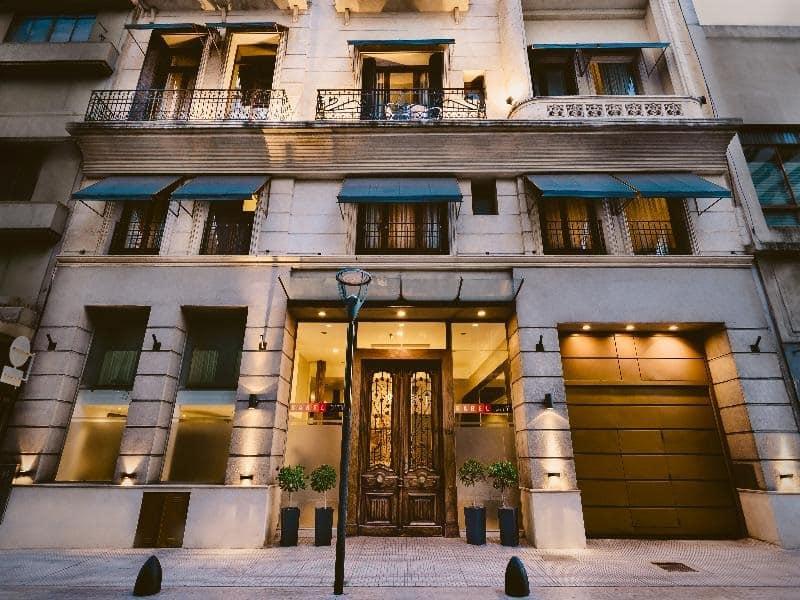 Babel City Hotel em Buenos Aires