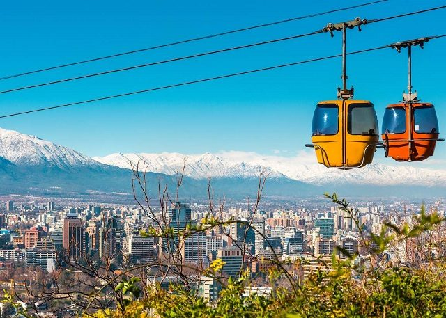 Pacote Hurb para Santiago + Buenos Aires por R$ 2229