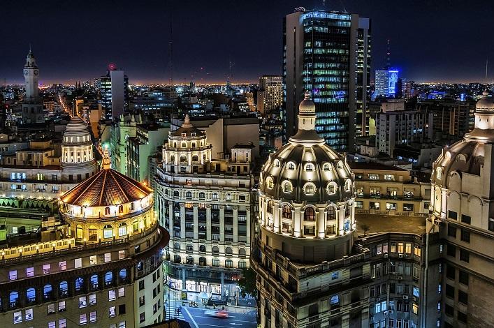 Buenos Aires de noite